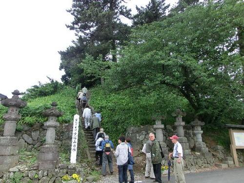 02宝塔山古墳北側から.JPG