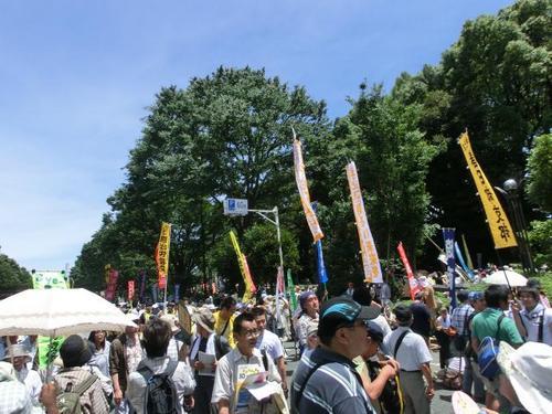 16労働組合系の団体.JPG