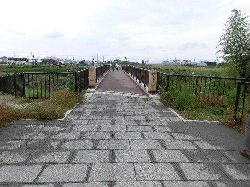 11橋の北詰からふりかえると「こくぶのてらはし」.JPG